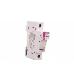 Rozłącznik bezpiecznikowy cylindryczny 1P 25A 1000V DC 10x38mm EFH 10 DC 002540201