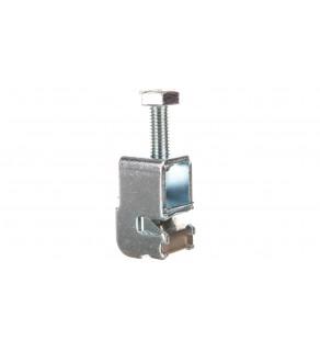 Zacisk hakowy grubość szyny 5mm /16-120mm2/ 0000116055T
