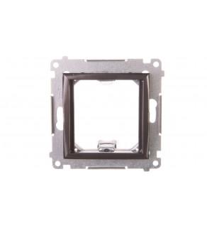 Simon 54 Adapter 45x45mm antracyt DA45.01/48
