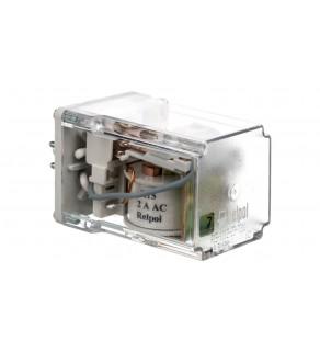Przekaźnik przemysłowy 2P 2A 6-220V AC/DC R15-1012-23-7200