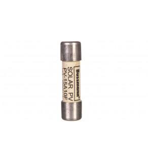Wkładka bezpiecznikowa cylindryczna PV 10x38mm 15A gPV 1000V DC PV-15A10F
