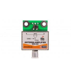 Wzmacniacz antenowy 30dB VHF/UHF J5803
