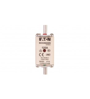 Wkładka bezpiecznikowa NH00 125A gL/gG 500V 125NHG00B