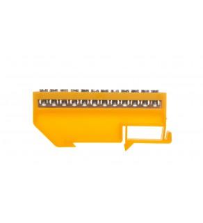 Listwa PE na szynę TH35 /12x5,5mm2/ ELZ-Y 001101272