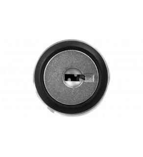 Napęd przełącznika 3 położeniowy I-O II 22mm 2x klucz RONIS SB30 stabilny/niestabilny metal IP69k Sirius ACT 3SU1050-4BN51-0A