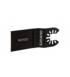Brzeszczot HCS do drewna, 34 mm 56H050