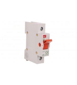 Rozłącznik modułowy 63A 1P BKD-100-6 06110083R0