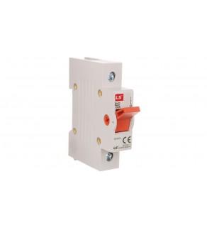 Rozłącznik modułowy 100A 1P BKD-100-1 06110085R0