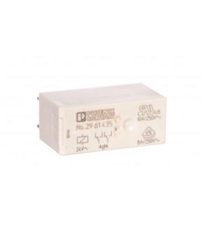 Przekaźnik miniaturowy 2P 8A AgNi 24V AC REL-MR- 24AC/21-21 2961435