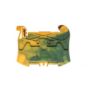 Złączka VIKING 6 mm2 zielono-żółta 037270