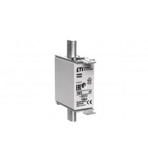 Wkładka bezpiecznikowa KOMBI NH000C 16A gG/gL 500V WT-00C 004181205