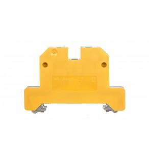 Złączka szynowa ochronna 2-przewodowa 2,5mm2 zielono-żółta EK 2.5/35 0661060000