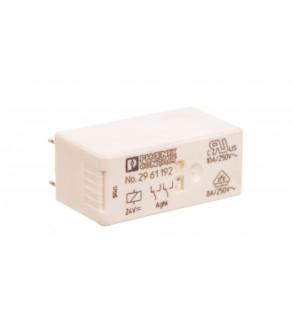 Przekaźnik przemysłowy 2P 24V DC REL-MR- 24DC/21-21 AgNi 2961192