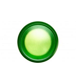 Główka lampki sygnalizacyjnej 22mm zielona metalowa IP69k Sirius ACT 3SU1051-6AA40-0AA0