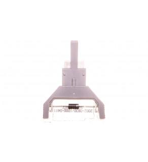 Wtyk typ 1 z diodą 1N4007 2002-800/1000-411