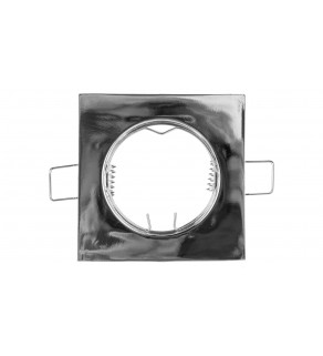 Oprawa punktowa PORTO odlew IP20 chrom kwadrat TYP DS10 OP-PROD4-01