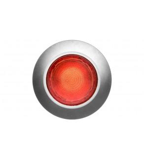 Napęd przycisku 30mm czerwony z podświetleniem bez samopowrotu metalowy matowy IP69k Sirius ACT 3SU1061-0JA20-0AA0