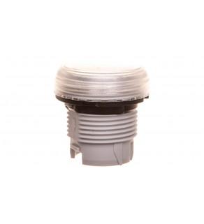 Główka lampki sygnalizacyjna 22mm przezroczysta symbol niebezpieczne napięcie LPL1187