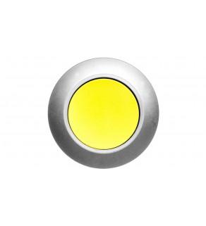 Napęd przycisku 30mm żółty bez samopowrotu metalowy matowy IP69k Sirius ACT 3SU1060-0JA30-0AA0