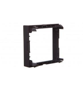 Simon Connect Adapter S500 na 1 moduł K45 (45x45mm) szary grafit 50012088-038