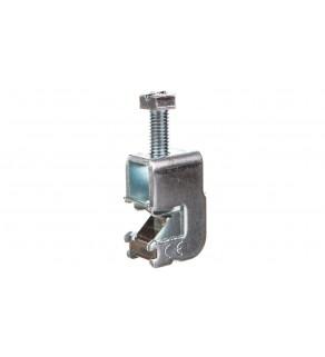 Zacisk hakowy grubość szyny 10mm /4-50mm2/ 0000116063T