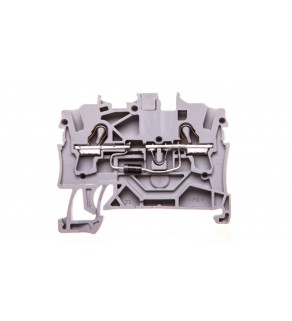 Złączka 2-przewodowa 2,5mm2 diodowa szara TOPJOBS 2002-1211/1000-411