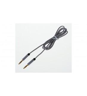 Przewód Jack 3,5mm /3-pin stereo/ 1m LIBOX LB0094