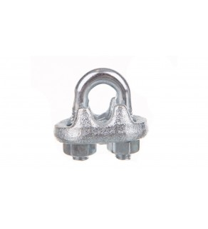 Klamra zacisku linki do wyłączników krańcowych fi 5mm P33032