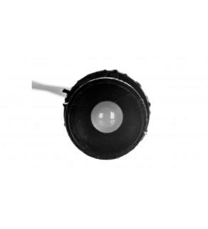 Kontrolka diodowa, klosz 5 mm, 230V, Klp5W/230V biały 84505006