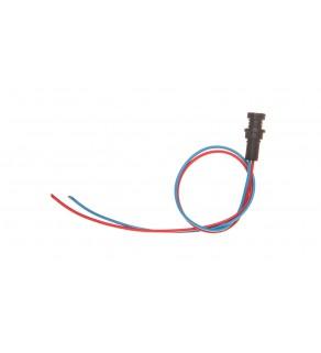 Kontrolka diodowa klosz 5mm niebieska 24V Klp5B/24V 84405003