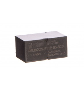 Przekaźnik subminiaturowy-sygnałowy 2P 1A 24V DC PCB RSM822N-2112-85-S024 2614642