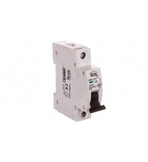 Wyłącznik nadprądowy 1P C 20A 6kA AC KMB6-C20/1 23146