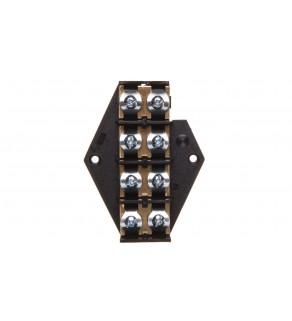 Płytka odgałęźna serii ZPT 16,0mm2 4-torowa ZPT4-16.0 83007007