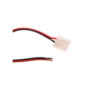 Złączka XC11 do taśm LED 10mm z przewodem LD-ZTL102M-2N /2m