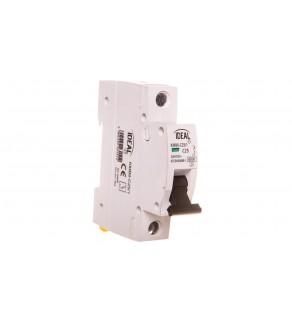 Wyłącznik nadprądowy 1P C 25A 6kA AC KMB6-C25/1 23151