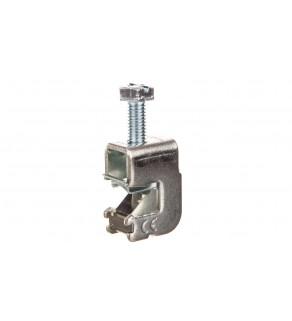 Zacisk hakowy grubość szyny 10mm /1,5-35mm2/ 0000116062T