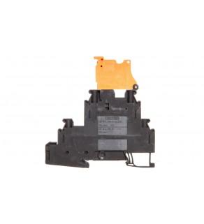 Złączka szynowa rozłączalna 4-przewodowa 4mm2 czarna UT 4-L/HEDI 3214326