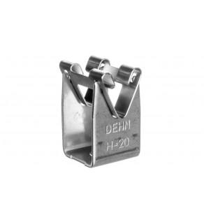Wspornik DEHNgrip otwór 7,8mm stal nierdzewna NIRO 207009