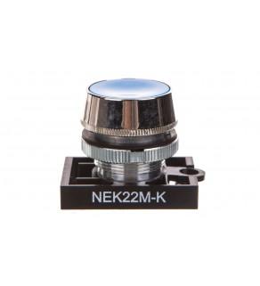Napęd przycisku NEK22M-K fi22 niebieski W0-N-NEK22M-K N