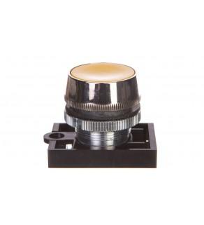 Napęd przycisku 22mm żółty IP55 z samopowrotem W0-N-NEK22M-K G