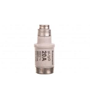 Wkładka bezpiecznikowa D02 20A gL/gG 400V E18 20NZ02