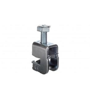 Zacisk hakowy grubość szyny 5mm /4-35mm2/ 0000116052T