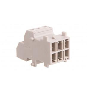Wkładka stykowa 5P+PE biała VC-AMS 6-PE 1583555
