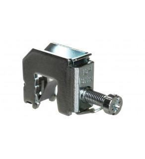 Zacisk hakowy grubość szyny 10mm /1,5-16mm2/ 0000116061T