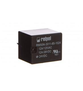 Przekaźnik miniaturowy 1P 12A 24V DC PCB RM50N-3011-85-1024 2614650