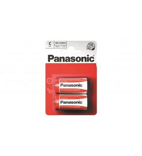 Bateria cynkowo-węglowa R14 / C 1,5V /blister 2szt.