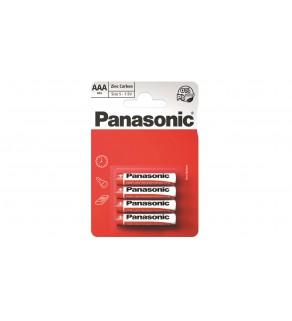 Bateria cynkowo-węglowa R03 / AAA 1,5V /blister 4szt.