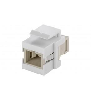 Keystone moduł światłowodowy - SC-Simplex   SC-Simplex 80017