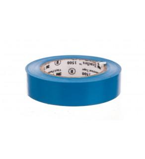Taśma elektroizolacyjna Temflex 1500 niebieska 15mmx10m DE272950903/7000062272