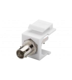 Keystone moduł światłowodowy - ST-Simplex   ST-Simplex 80003